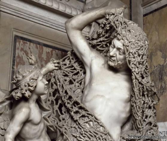 Francesco Queriolo, Il Disinganno - particolare