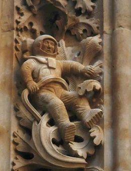Astronauta-salamanca