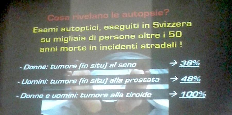 Rilevazione tumori autopsie Svizzera