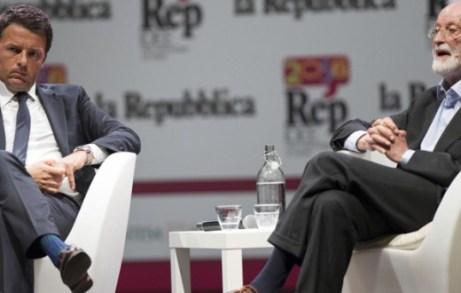 >>>ANSA/ Renzi, voto riguarda romani, non Ë giudizio su Pd