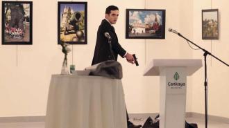 Ankara, omicidio ambasciatore russo