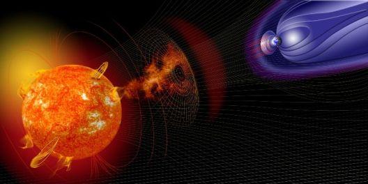 Brillamento solare e Terra.jpg