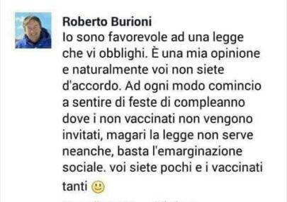 Delirio Burioni 2