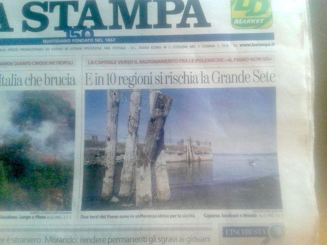 La Stampa 24 luglio siccità.jpg