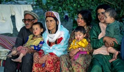 Hunza famiglia
