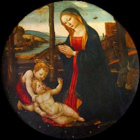 Madonna e S. Giovannino