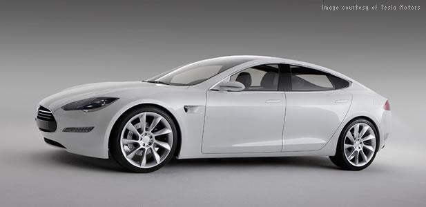 Tesla autovettura