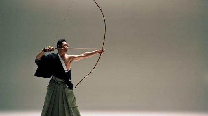 Zen e tiro con l'arco