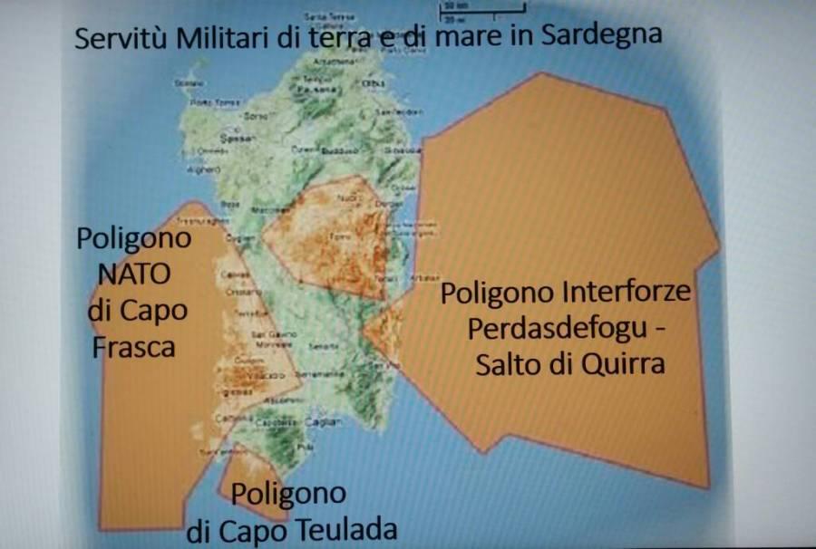 Basi USA Sardegna