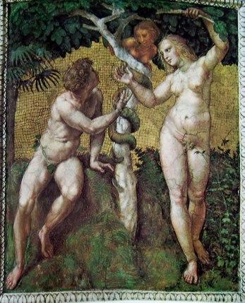 Adamo ed Eva - Raffaello Sanzio.jpg