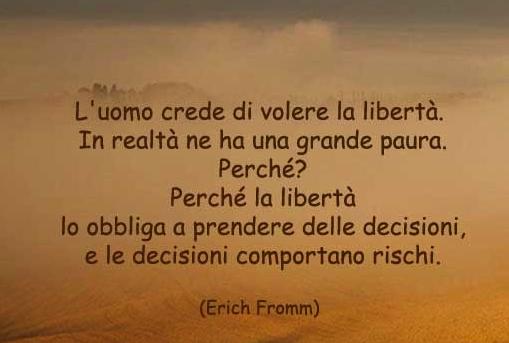 Libertà Erich Fromm