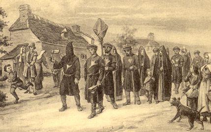 Processione di Cagots