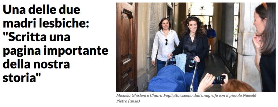 Coppia lesbiche Torino registra figlio anagrafe.png