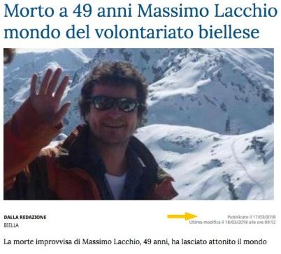 Massimo Lacchio