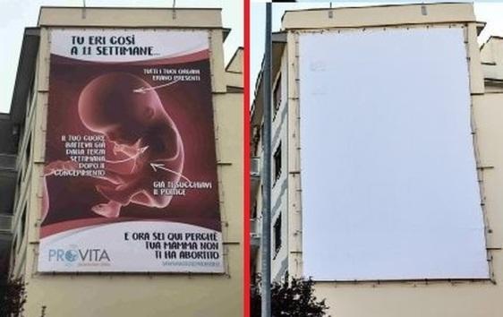 Roma - Mov. pro vita su aborto