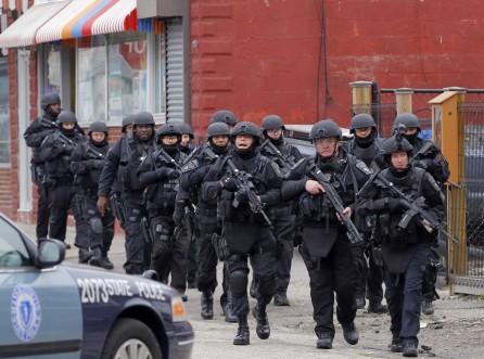 Boston, forze speciali dopo attentato
