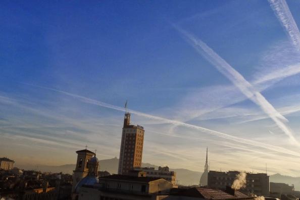 Scie chimiche Torino