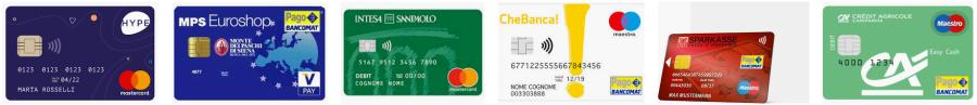 carte di debito 1