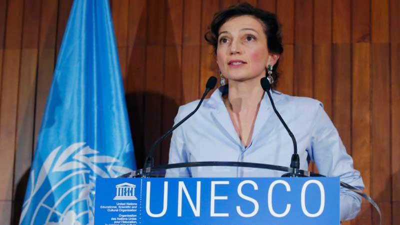 Audrey Azouley promotrice gender e direttrice generale UNESCO