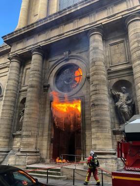 Chiesa di Saint-Sulpice 17 marzo
