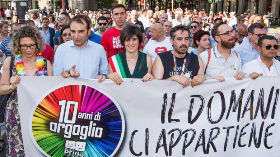 Pride Torino con orgoglio