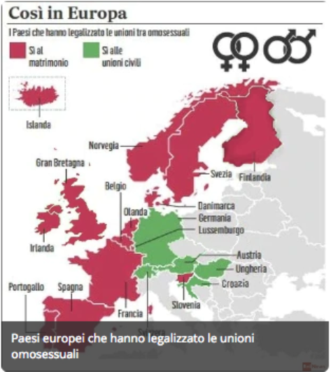 Matrimoni gay in Europa