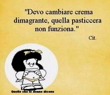 Mafalda crema-dimagrante