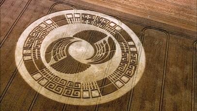 Cerchio nel grano 1