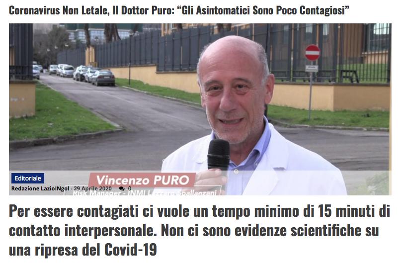 Dottor Puro, Spallanzani, Roma.png