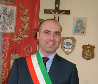 Sindaco di Ravanusa - Carmelo D'Angelo